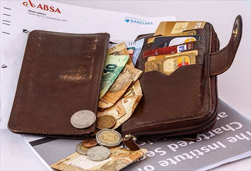 お金の家(財布)を綺麗にしてあげてますか?