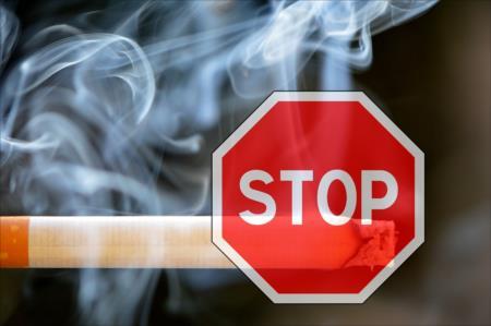 トイレでタバコを吸うのはダメ
