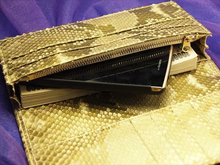 起業家や経営者の方々の間で有名な200万円入るお財布とは