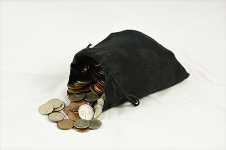 金運アップのために小銭入れはかなり重要?