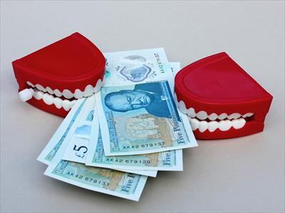 金運を下げる思考「お金に縁がない」と思ってるといつまでも金運アップは出来ない!?