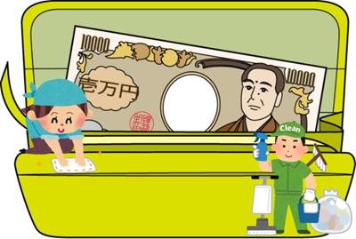 金運アップのためにいますぐできるのがパンパンなお財布とさよならすること