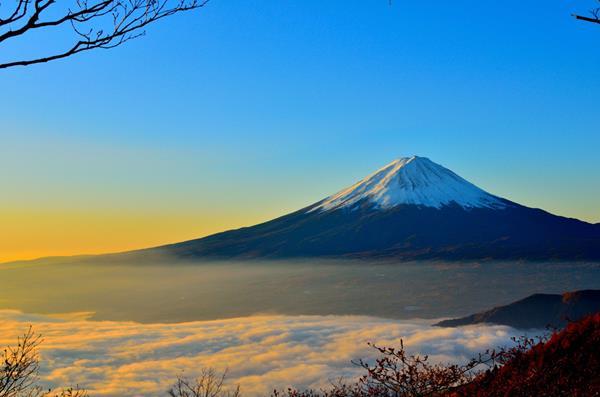 2017年の金運アップは富士山にあり?富士山の開運パワーで金運アップへ